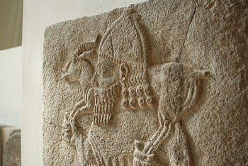 Humanity's first monarch, perhaps Dumuzid, comes to power in Sumeria