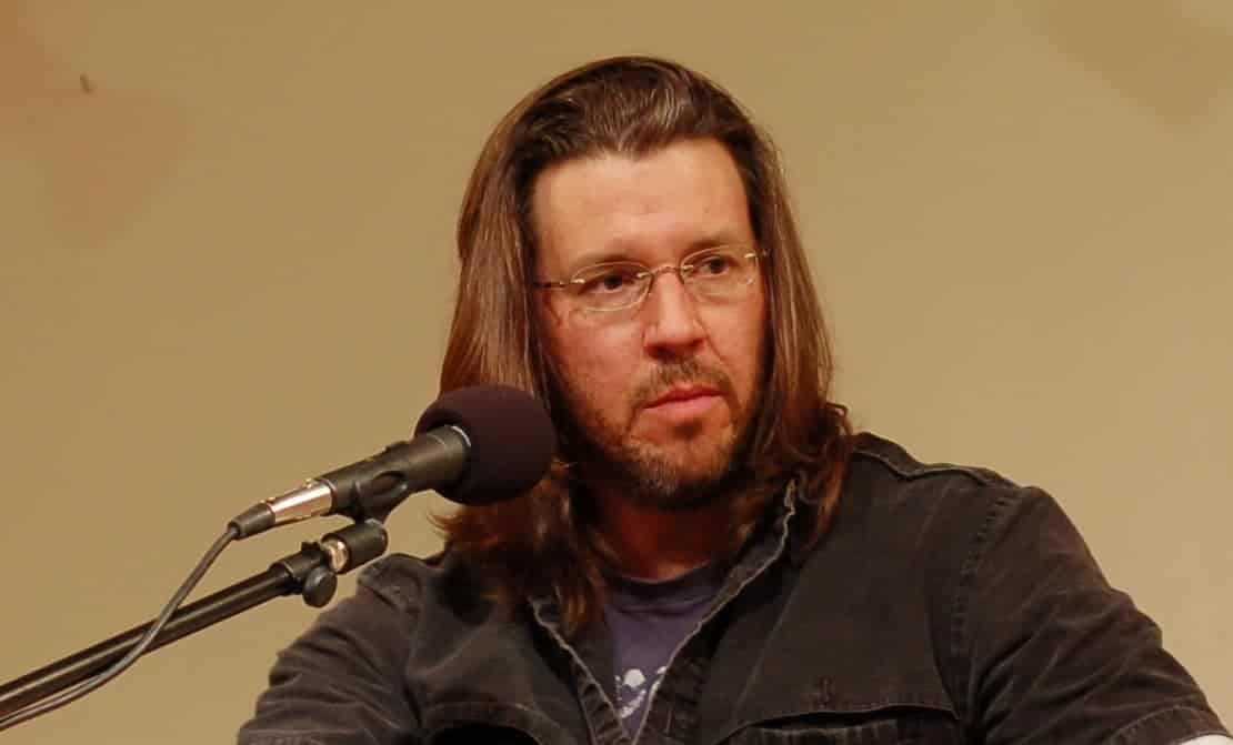 David Foster Wallace Copy
