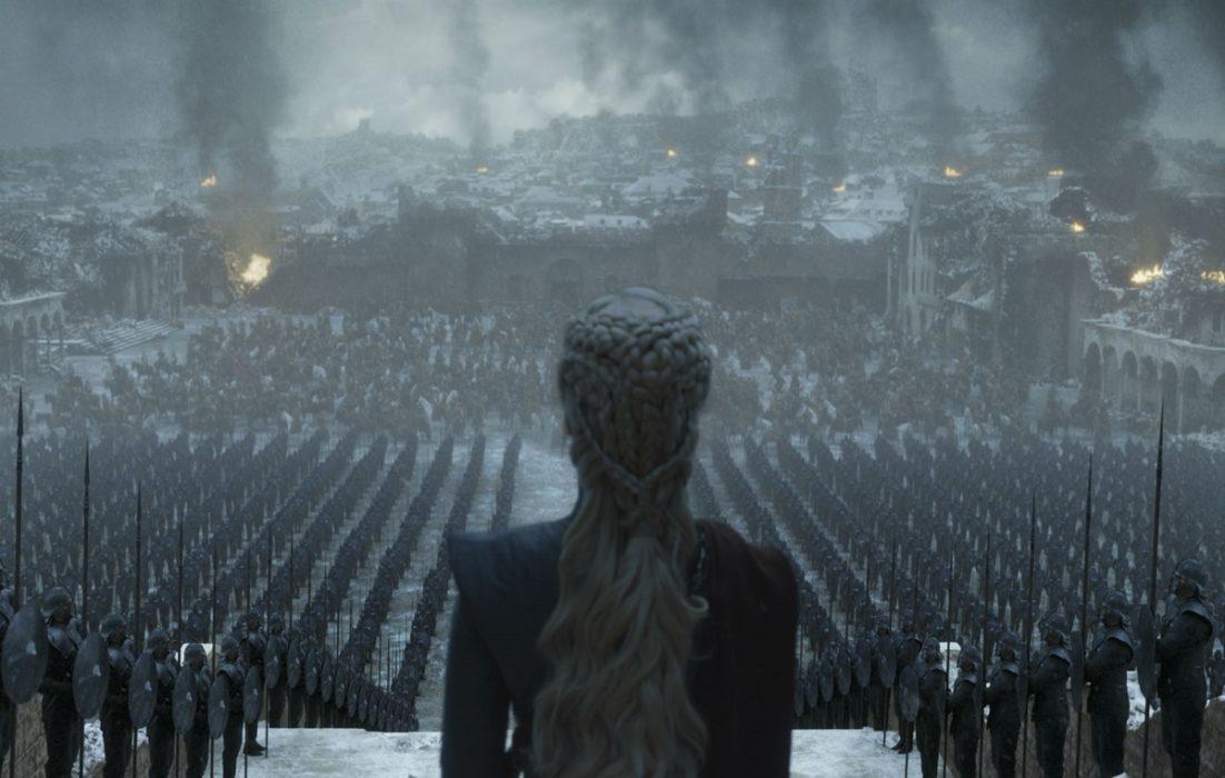The terrible last season of Game of Thrones