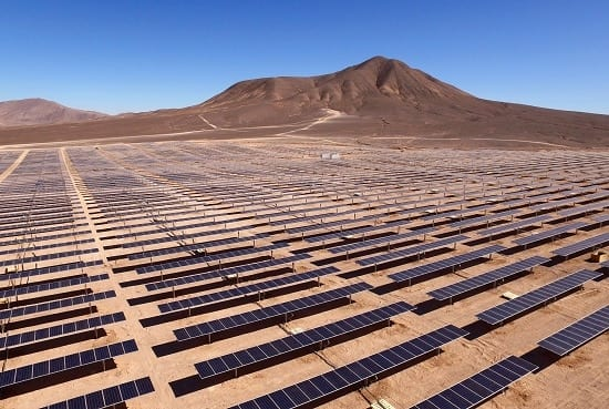 Saudi Arabia planning 2.6 gigawatt solar project near Mecca
