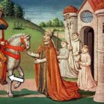 Charlemagne is crowned Holy Roman Emperor