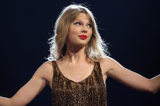 Taylor Swift's Instagram post has caused a massive spike in voter registration