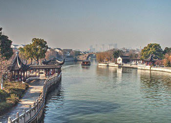 Initial construction of Grand Canal in China is completed
