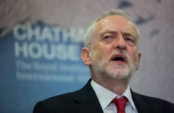 Anti-austerity candidate Jeremy Corbyn claims U.K. election victory: 'We changed the face of British politics'