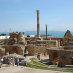 The Phoenicians found the city of Carthage in modern-day Tunisia