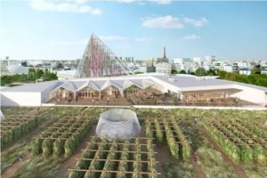 World's largest urban rooftop farm to open in Paris in 2020