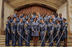 34 black women graduate from West Point, in the most diverse class ever