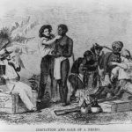The British Empires abolishes the slave trade