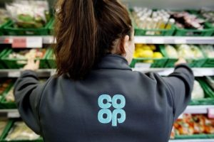 The Co-op Group commits to reducing GHG emissions 50% by 2025