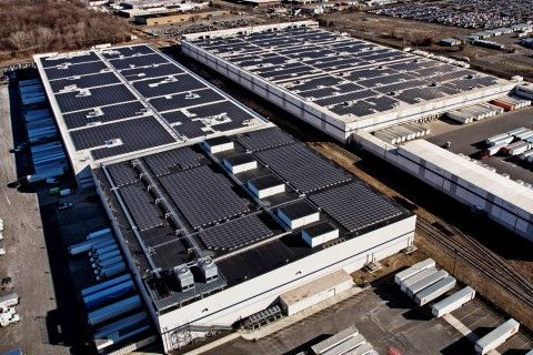 Amazon signs deal for 100% renewable electricity in their UK buildings
