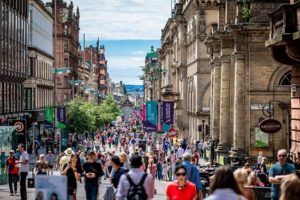 Glasgow commits to be UK's first net-zero city