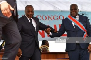 Democratic Republic of Congo completes its first peaceful transfer of power