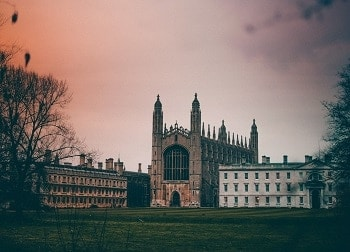 The University of Cambridge is founded
