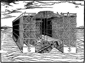 Early versions of the Bessemer process for producing steel are invented in East Asia