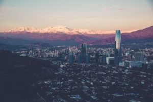 Chile's largest metro network to be powered by solar and wind