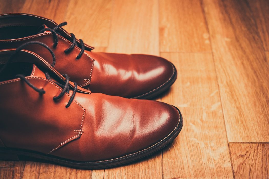 Humans invent leather shoes, perhaps in modern-day Armenia