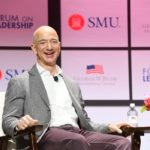 """""""Closing Conversation with Jeff Bezos, Co-Presented with SMU"""" flickr photo by TheBushCenter https://flickr.com/photos/georgewbushcenter/41061224225 shared under a Creative Commons (BY-NC-ND) license"""
