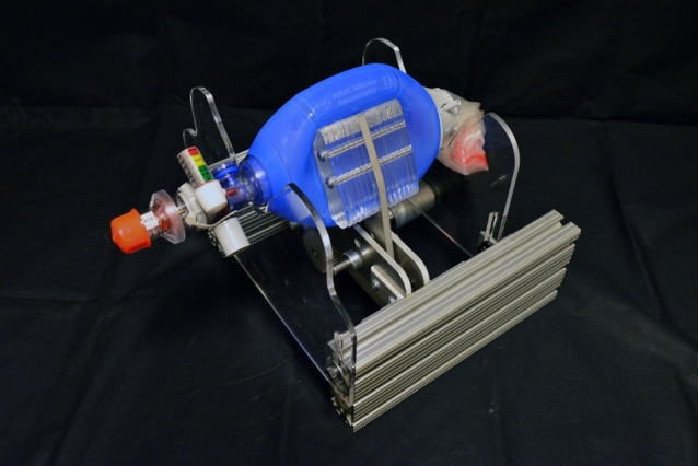 MIT to publish plans for an emergency ventilator that can be built for $400