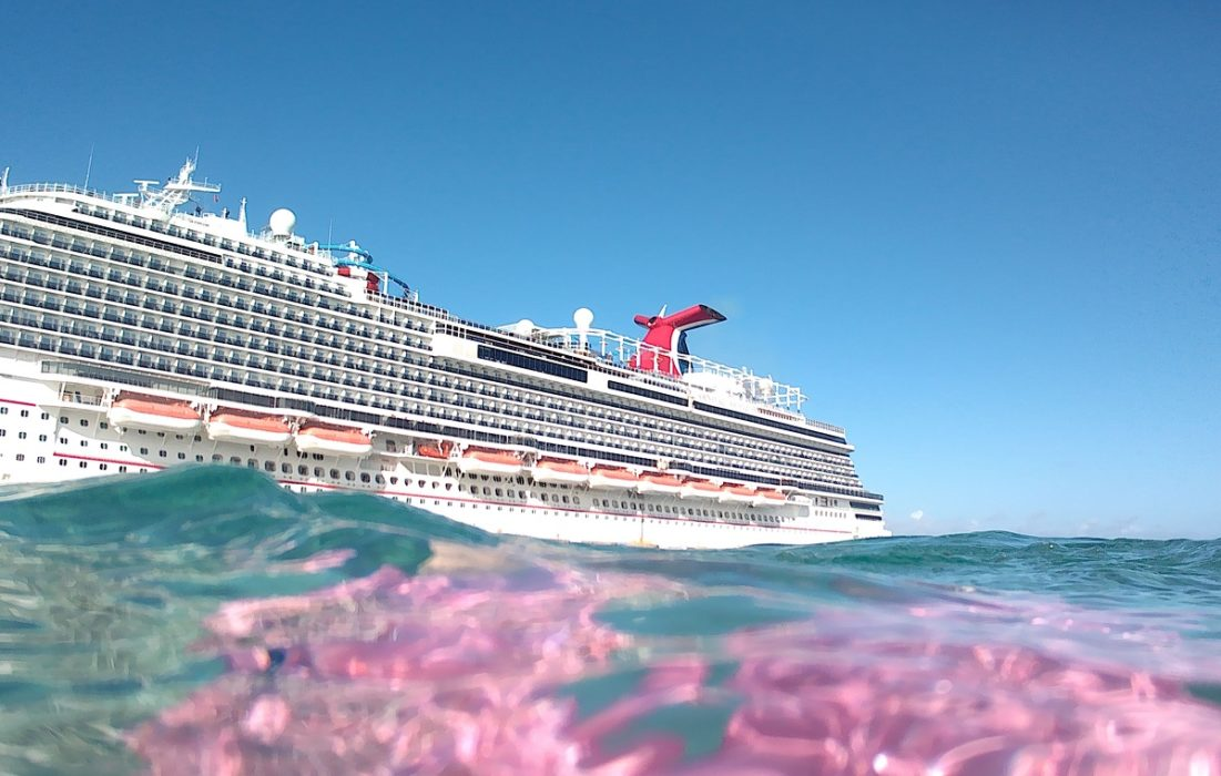 Carnival offers its cruise ships to help with COVID-19 care