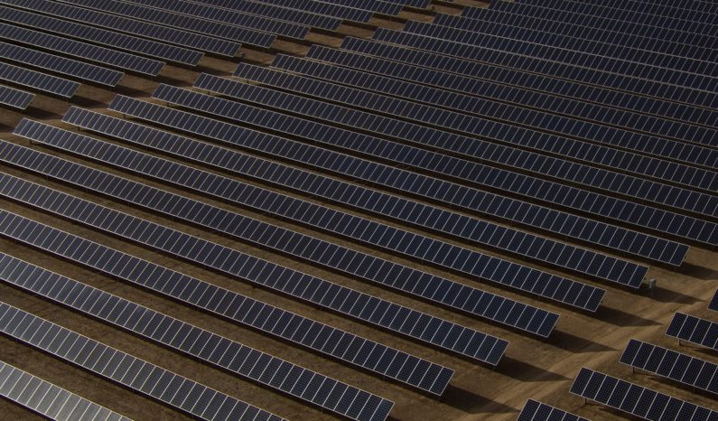 Abu Dhabi to build the cheapest solar farm ever