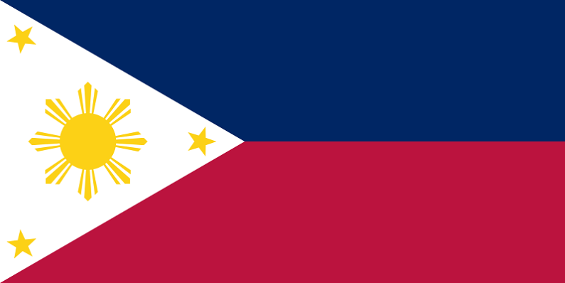 The Treaty of Manila formally grants independence to the Philippines