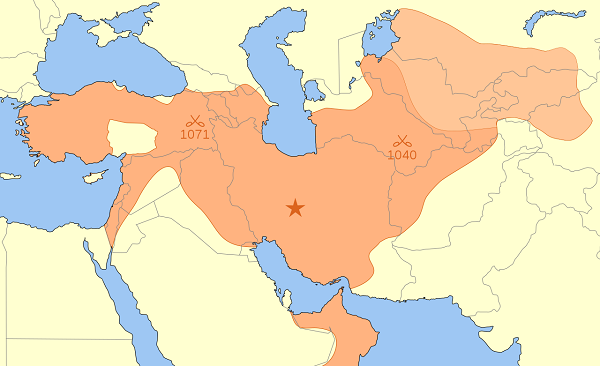 Tughril Beg and Chaghri Beg found the Seljuk Empire