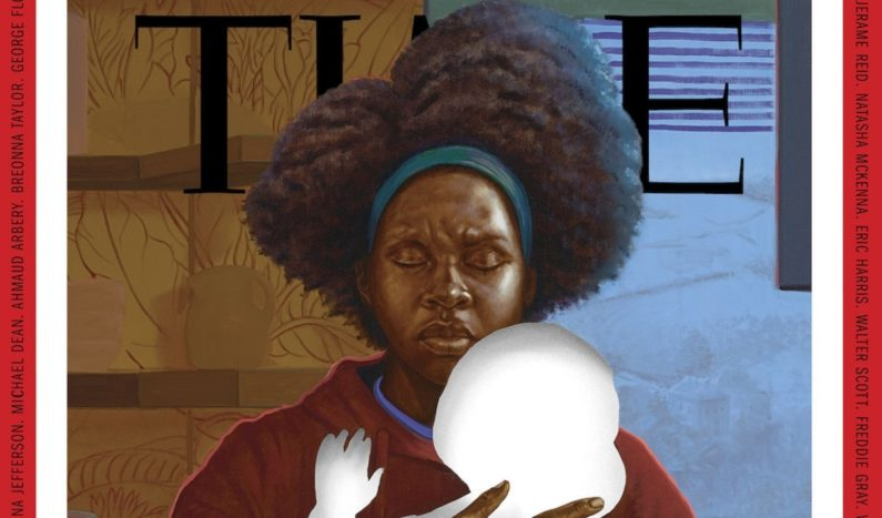 'Time' magazine cover spotlights black people who died because of systemic racism