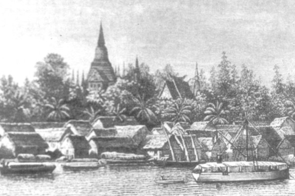The city now known as Phnom Penh is founded in modern-day Cambodia