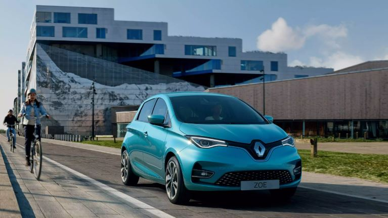 Electric car subsidies essentially make Renaults free in Germany
