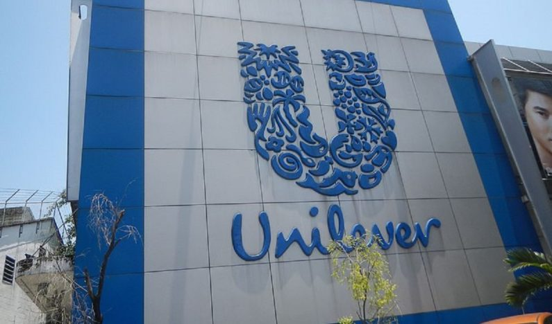 Unilever will now put carbon footprint labels on all its products