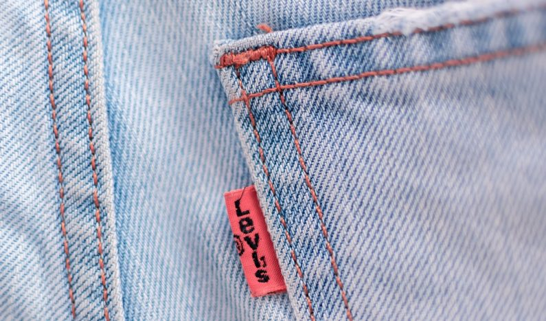 Levi's is using old jeans and wood pulp to create new, recyclable jeans