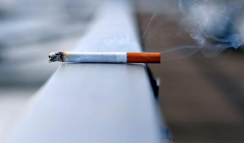 A million people in the UK have quit smoking since the start of the pandemic