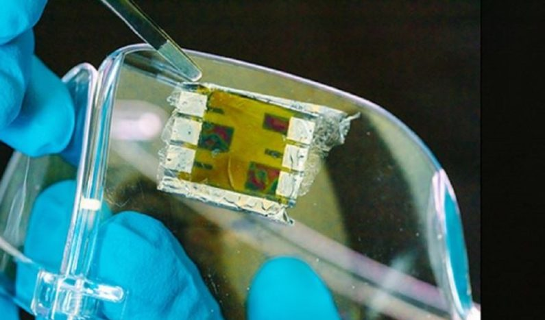 New inkjet-printed ultrathin solar cells ditch rare minerals
