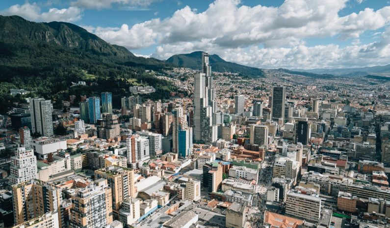 Bogotá embarks on a massive bike-lane building strategy