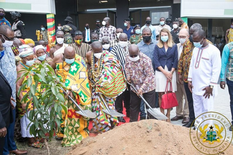 Ghanaian government commissions university dedicated to sustainable development