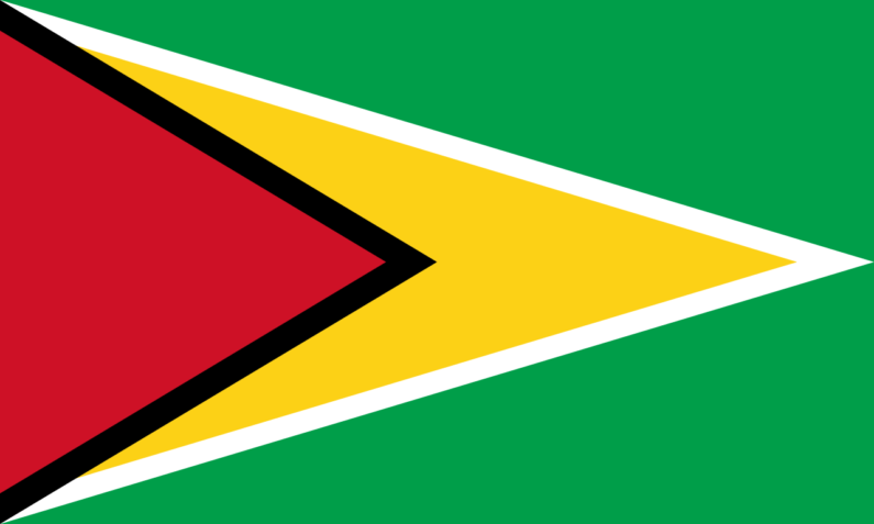 Guyana achieves independence from Great Britain