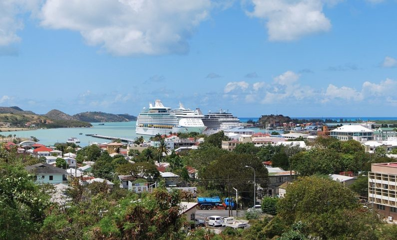 English settlers found St. John's in modern-day Antigua and Barbuda