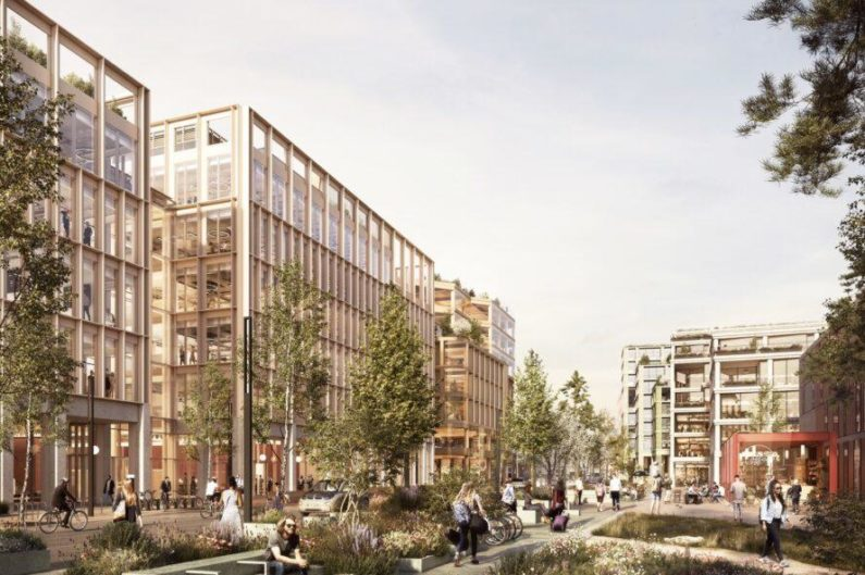 Sunderland's riverfront to house UK's first carbon-neutral community
