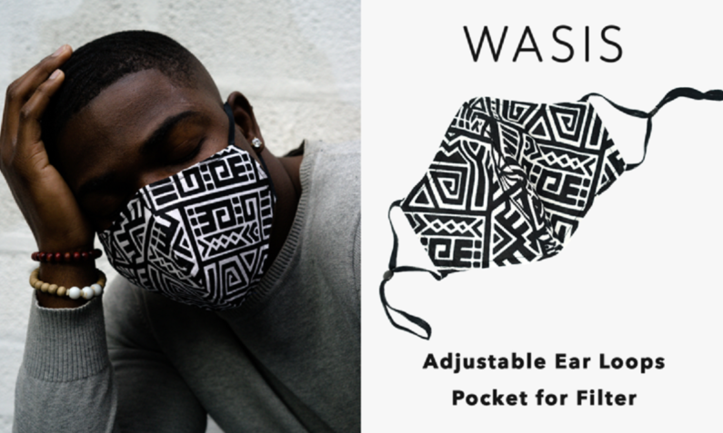 Buy a COVID mask from Black-owned DIOP