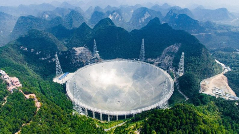 China will open its huge FAST telescope to scientists globally