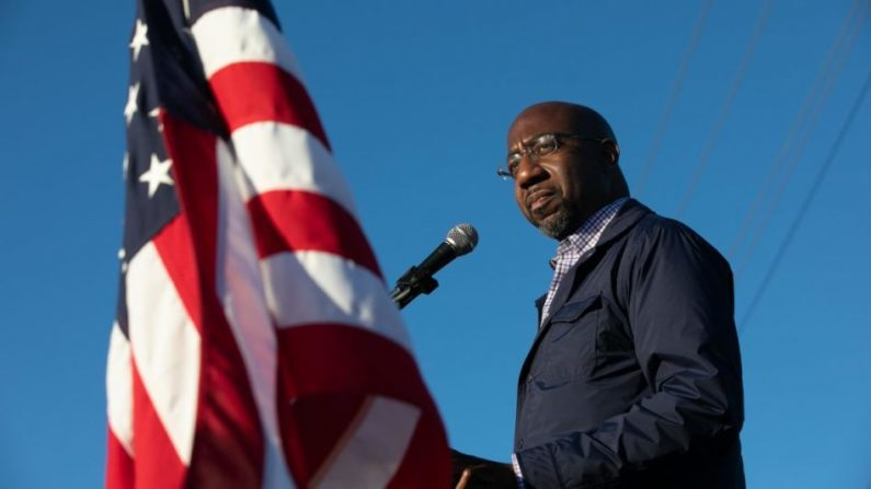 Raphael Warnock wins election to become Georgia's first Black senator