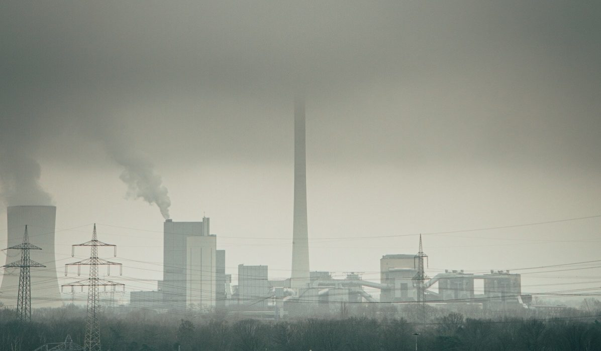 Pollution from industrial facility